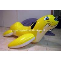 Wholesale water sport products pvc inflatable sea lion for kids from china suppliers