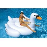 Buy cheap water sport products giant pvc inflatable swan in the pool product