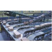 Wholesale Coating Equipment 90 curvedrollerconveyorline from china suppliers