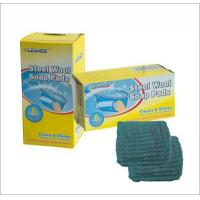 China steel wool pads on sale