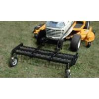 Buy cheap JRCO Inc, Attachments Tine Rake Tow Dethatcher & Tine Rake for Tractors Model 460 series from wholesalers
