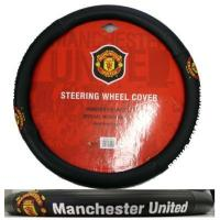 Buy cheap Steering Wheel Cover - Car Truck SUV - Manchester United FC from wholesalers
