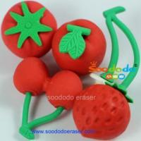 Buy cheap 3D Eraser Pencil Fruit Chinese Supplier from wholesalers