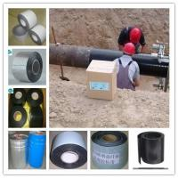 Wholesale Oil gas pipeline bitumen tape T400 from china suppliers