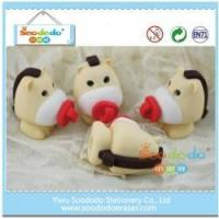Buy cheap New Designs Eraser wholesale 3D eraser stationery-new design horse shaped from wholesalers