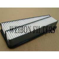 Buy cheap 17801-31090 PA4165 CA9683 Toyota Panel Air Filter from wholesalers
