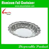 Buy cheap Flower Shape Foil Round Pan from wholesalers