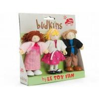 Le Toy Van Budkins Family Set Manufactures