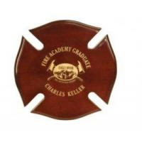 Buy cheap Piano Finish Maltese Cross Plaque from wholesalers