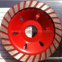 China Sintered Steel Turbo Cup Wheels on sale