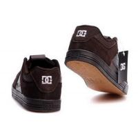 Buy cheap DC Shoes Pure Leather Dark Brown from wholesalers