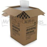 Buy cheap Bulk Drinking Straws - Jumbo (12000 / case) from wholesalers