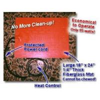 Buy cheap Dog Heat Mats Electrically Heated Pet Mat from wholesalers