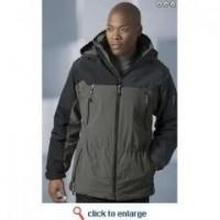 Buy cheap Black And Gray Best Winter Jackets from wholesalers