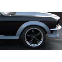 Buy cheap 1967 Fastback Ford Mustang & Coupe Fiberglass Front Fender Flares from wholesalers