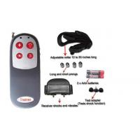 Wholesale E628B Remote Vibrancy and Shock Dog training collars from china suppliers
