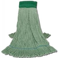 Wholesale Conventional Mops EarthKleen 100% Recycled Large Looped End Wet Mop from china suppliers