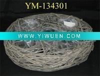 Wholesale Artificial Crafts(970) floral basket from china suppliers