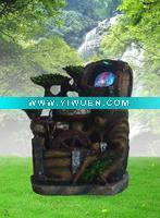 Buy cheap Artificial Crafts(970) lighted water fountains from wholesalers