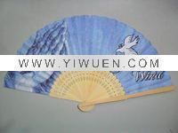 Bamboo Crafts(285) Personal Chinese bamboo craft fan for gift