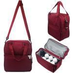 Buy cheap Autumnz - Posh Cooler Bag with *FREE GIFT* (Burgundy) from wholesalers