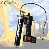 Buy cheap Mining machinery lubrication- Battery Operated Grease Gun from wholesalers