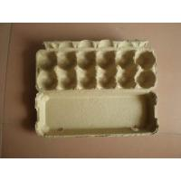 Buy cheap ProductRecycled Paper Pulp Egg Tray from wholesalers