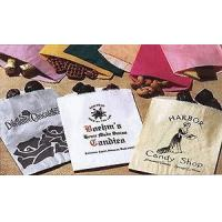Buy cheap Paper & Plastic Bags Custom Printed Glassine Lined Pinch Bottom Paper Bags from wholesalers