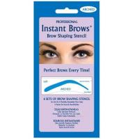 Buy cheap Peel and Stick Eyebrow Stencils- Arched Shape from wholesalers