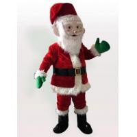 Buy cheap Santa Claus Adult Mascot Costume from wholesalers