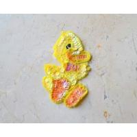 Buy cheap BEADED APPLIQUES Little Duck Sequin Applique from wholesalers