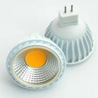 Buy cheap 5W MR16 LED light bulb accent lighting COB UL C-tick ce pse approved from wholesalers