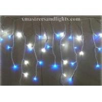 Buy cheap 154L White&Blue LED Icicle Light from wholesalers