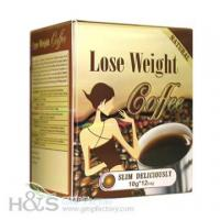 Delicious&Slimming!!! Natural Lose Weight Coffee.