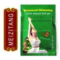 Get weight loss everyday with Meizitang Botanical Slimming Softgel Manufactures
