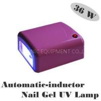 Unique innovative automatic-inductor 36W Nail Gel UV Lamp (KS-ND004) Manufactures