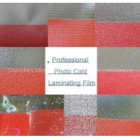 Professional Cold Laminating Film for Photo Manufactures