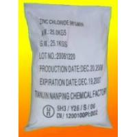 Buy cheap Zinc Chloride from wholesalers