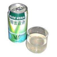 Canned Aloe Vera Juice with pulp