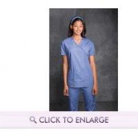 Wholesale Mock Wrap Scrub Tunic by Cherokee Authentic Workwear from china suppliers