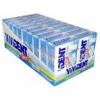 Buy cheap Vivident Sugar Free Spearmint Gum 23g from wholesalers