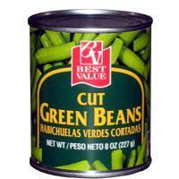 Buy cheap Best Value Cut Green Beans from wholesalers