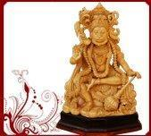 Wholesale Handcrafted Blessing Hanuman sculpture from china suppliers
