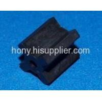 Buy cheap injection irregular plastic ferrite magnet rotor from wholesalers