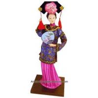 Buy cheap Collectible Chinese Dolls - Princess Holding Fan #8 from wholesalers