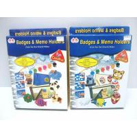 Buy cheap Products name: Badges and memo holders from wholesalers