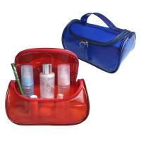 Buy cheap Colored PVC cosmetic bag from wholesalers