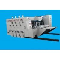 Buy cheap Flex Printing Machine Printing Slotting Die-Cutter XinTian XT-X Series from wholesalers
