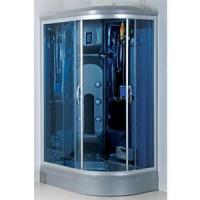 Buy cheap Curved Complete Shower Enclosure from wholesalers