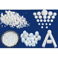 Buy cheap Grinding Media Wear-resisting alumina ball and lining brick from wholesalers